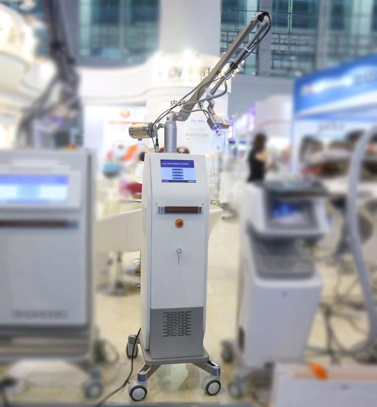 Vaginal tightening fractional co2 laser machine