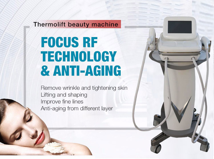 rf body shape thermolift machine for sale