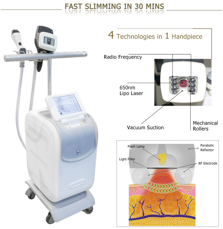 Velashape slimming machine