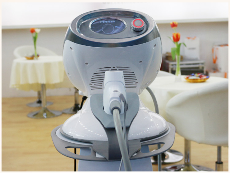 Portable 808nm diode laser hair removal machine for salon and home use