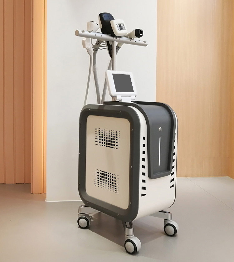 rf vacuum roller fat reducing Machine