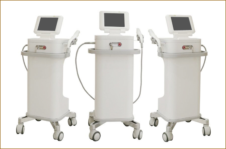 It's 40.68Hz radio frequency which is perfect for skin lifting and wrinkle removal