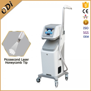 tattoo removal picosecond laser system