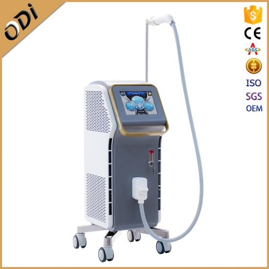 Newest 10hz q switch nd yag laser tattoo removal machine