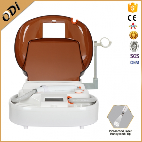 pigment removal portable pico laser machine