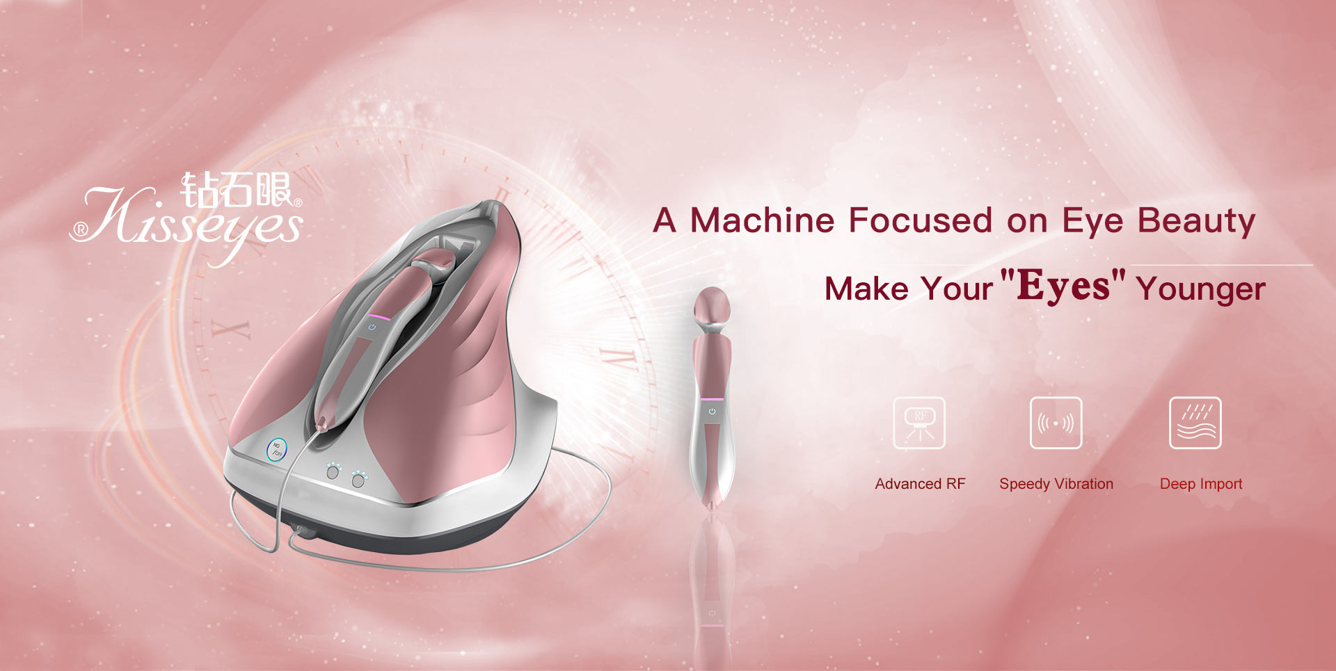 RF eye lifting beauty machine