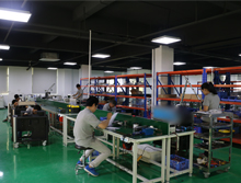 ODI Laser factory workshop